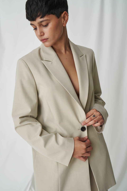Single Breasted Blazer