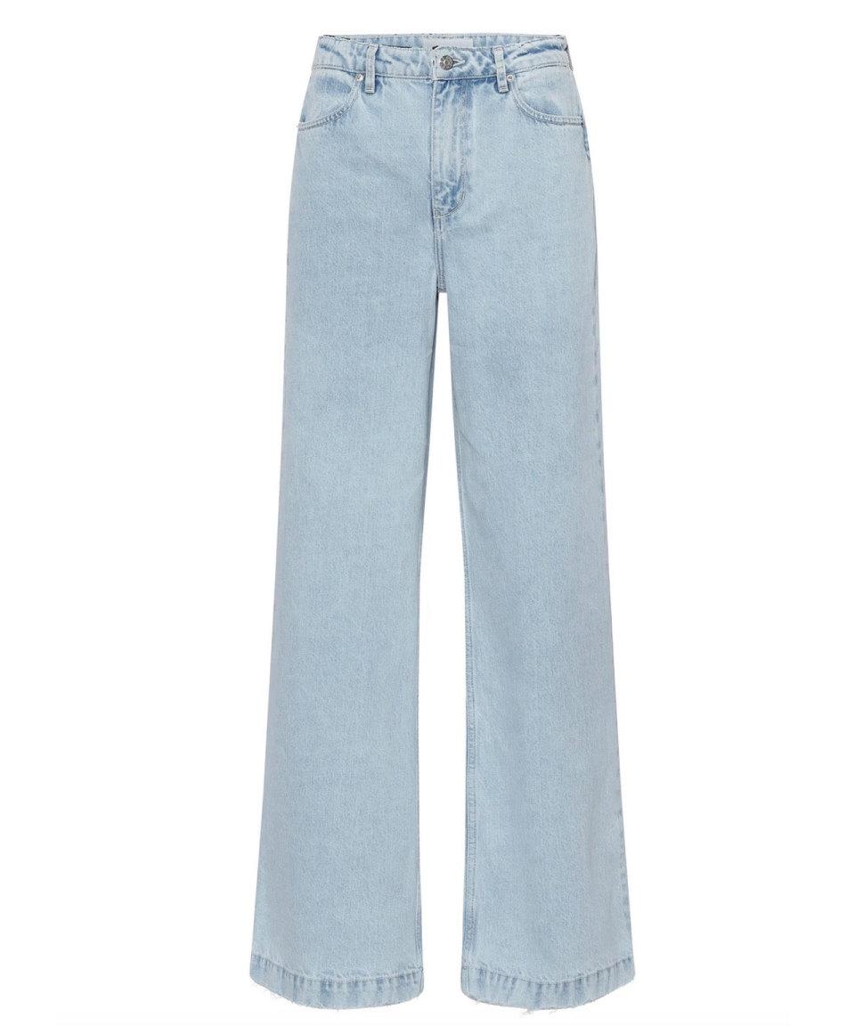 BLANCHE Highrise Jeans mit weitem Bein