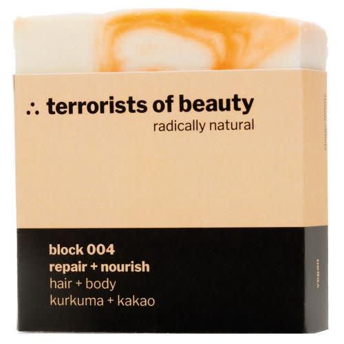 Terrorists of Beauty  Block 004 Repair & Nourish