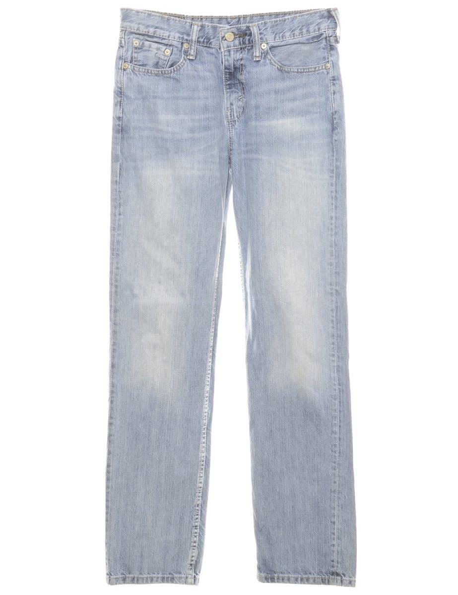 Straight Leg Levi's Jeans - W30