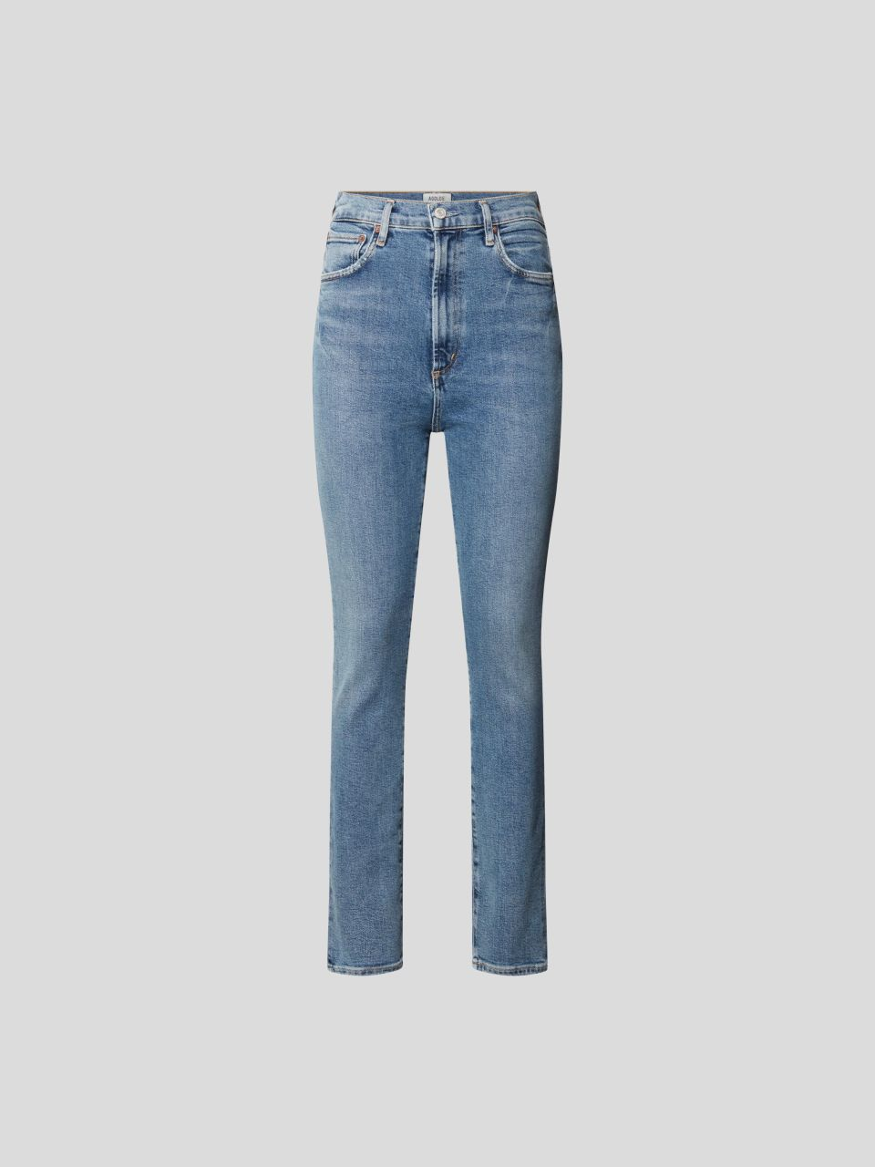 High Rise Jeans im Skinny Fit