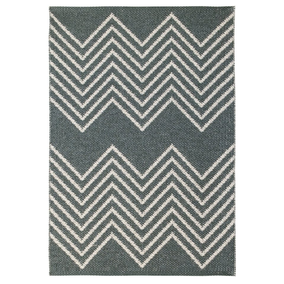 Mini Kunststoffteppich 70 x 100cm - pine (braun)