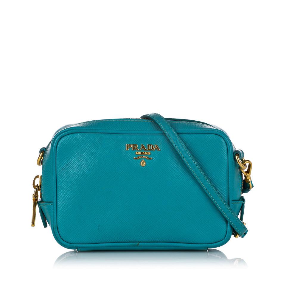 Saffiano Crossbody Bag