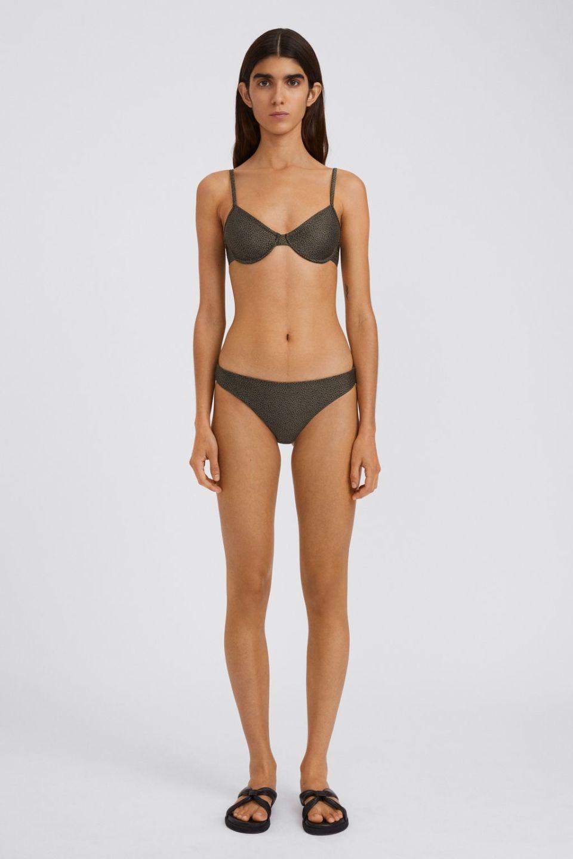 Printed Bikini Brief