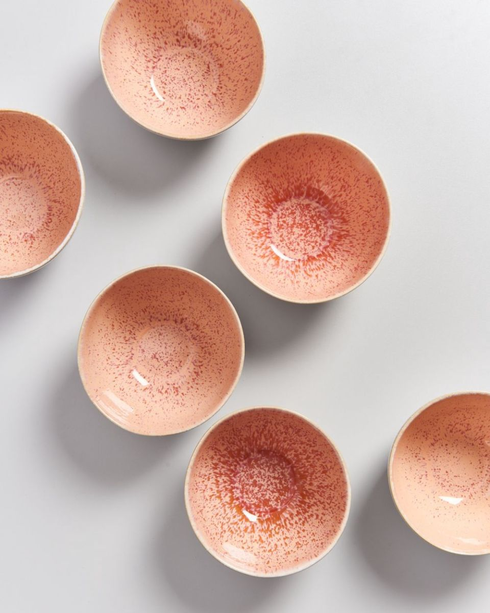 AREIA - Cerealbowl pink