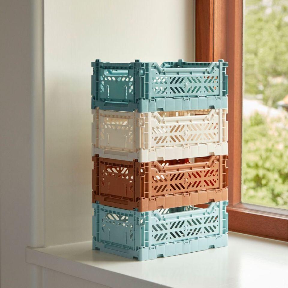 Colour Crate S 17 x 26,5cm - Tan