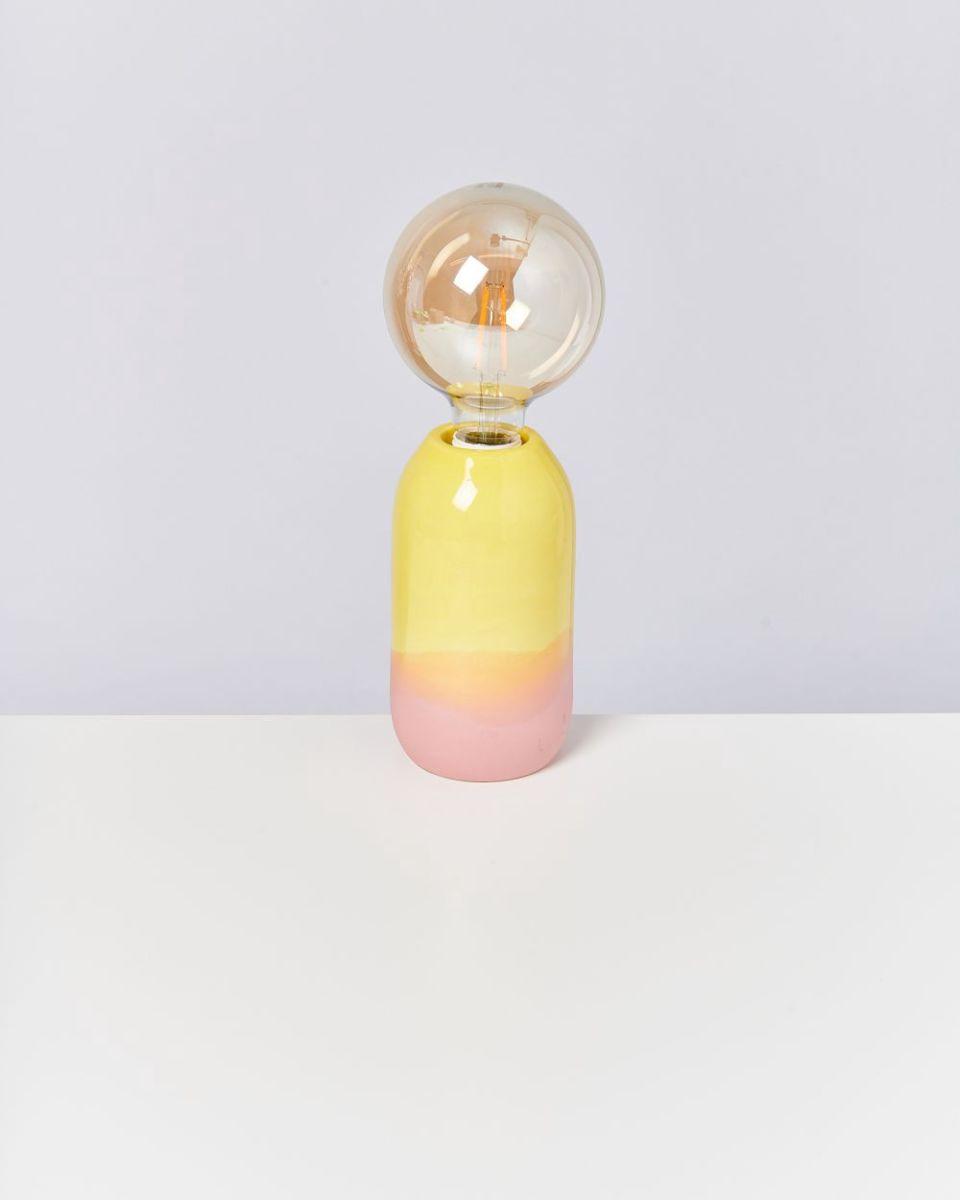 FAROL - Lamp yellow rose