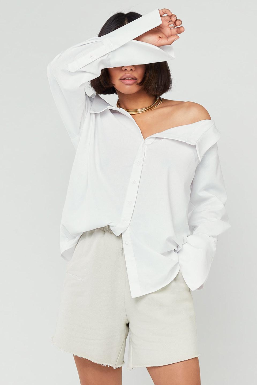 SHANE Shirt White