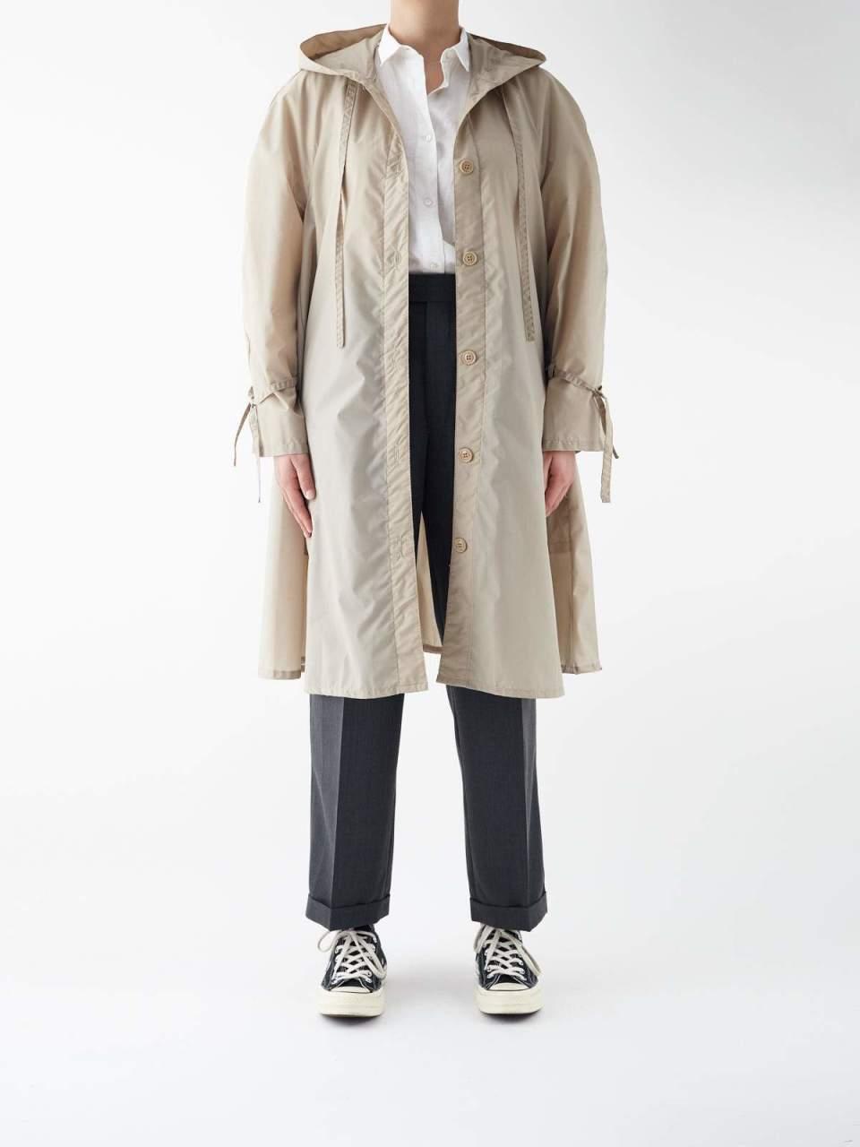 Packable Raincoat