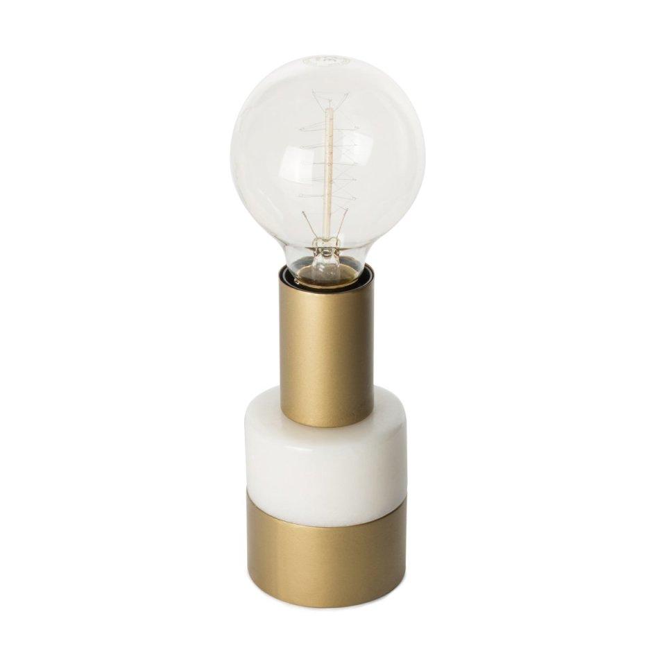 Tischlampe Lalande Weiß