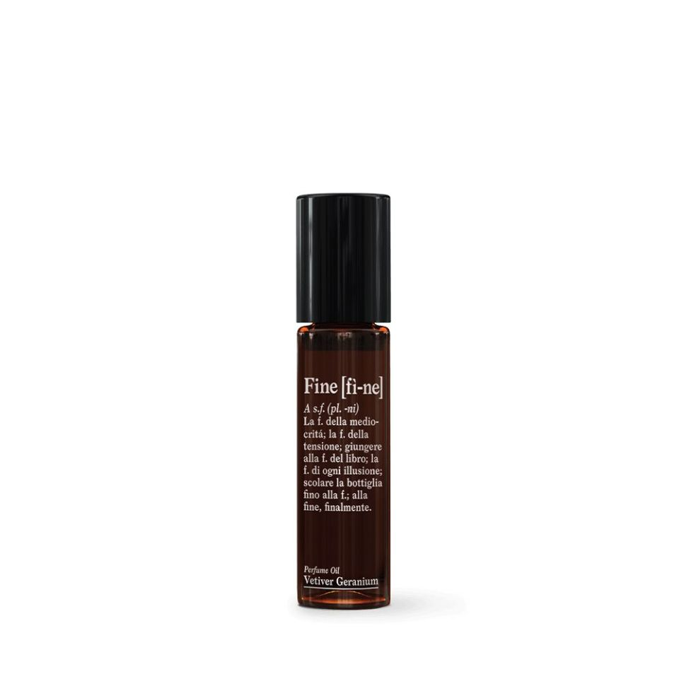 Vetiver Geranium – Perfume Oil Roll-On