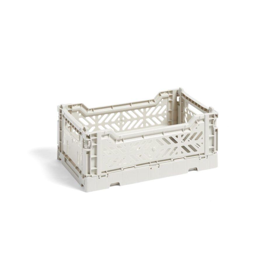 Colour Crate S 17 x 26,5cm - Light grey
