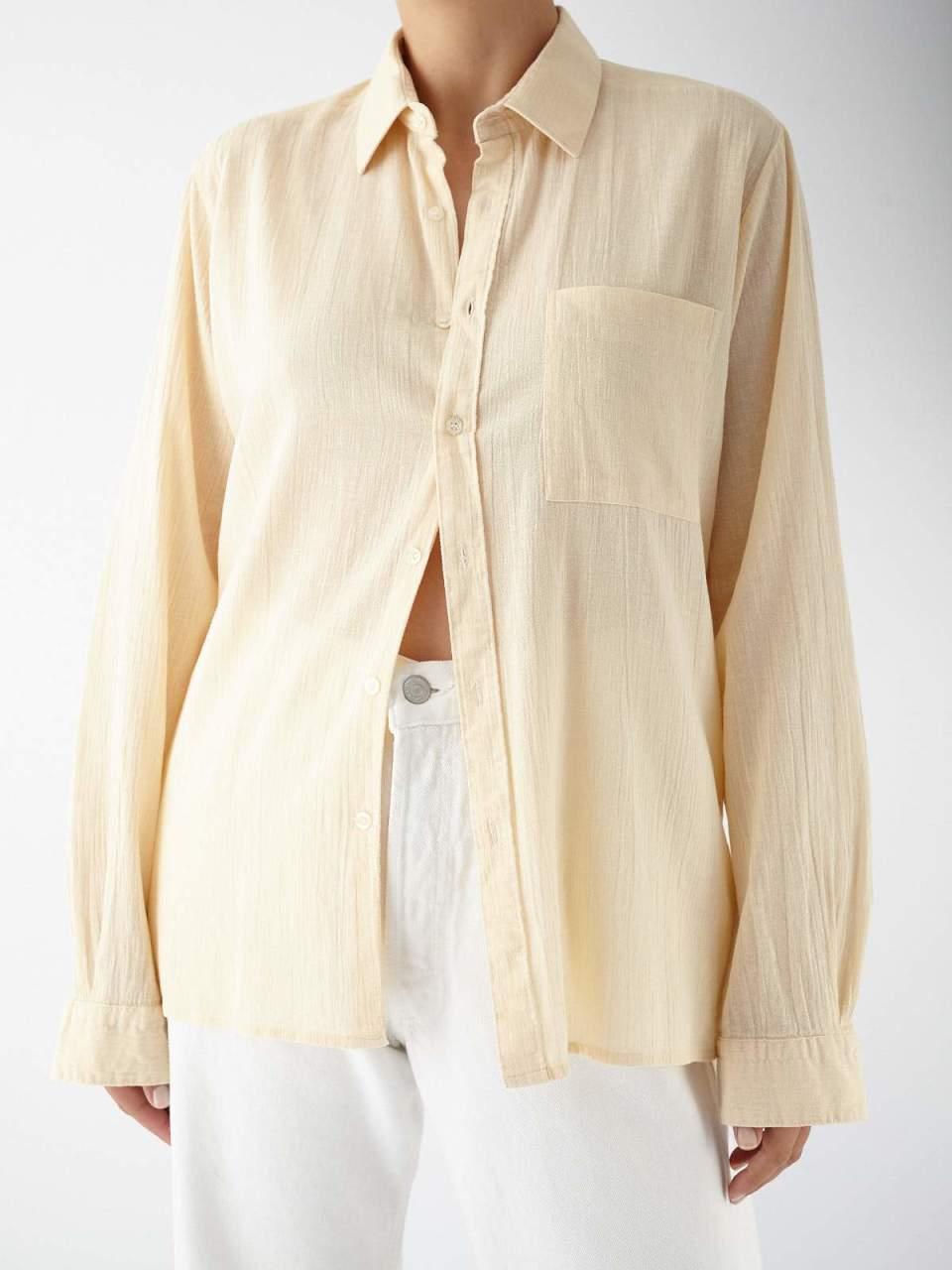 Crepe Shirt