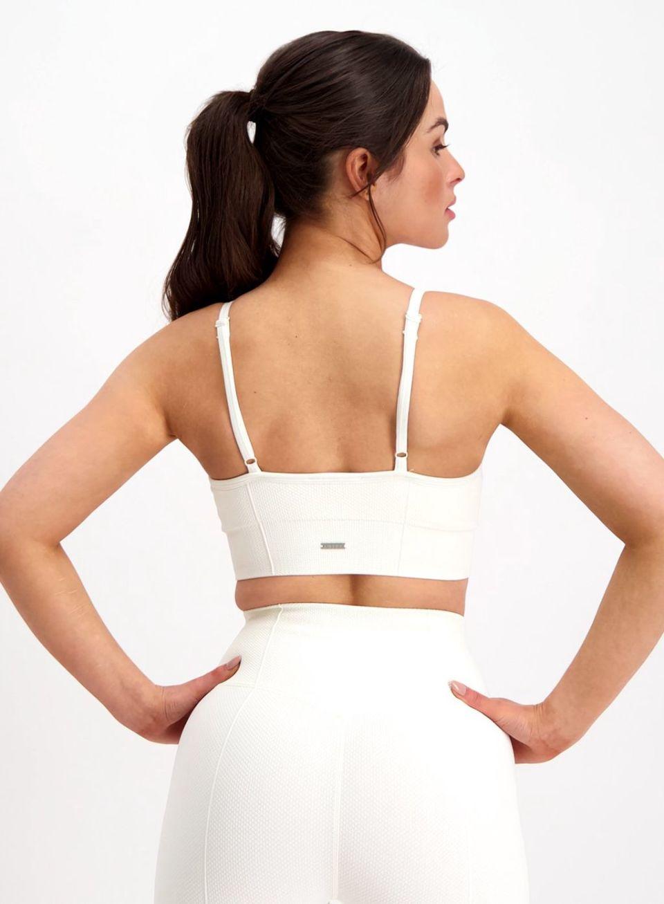 Off-White Luxe Strap Bra