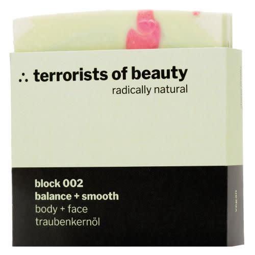 Terrorists of Beauty  Block 002 Balance & Smooth
