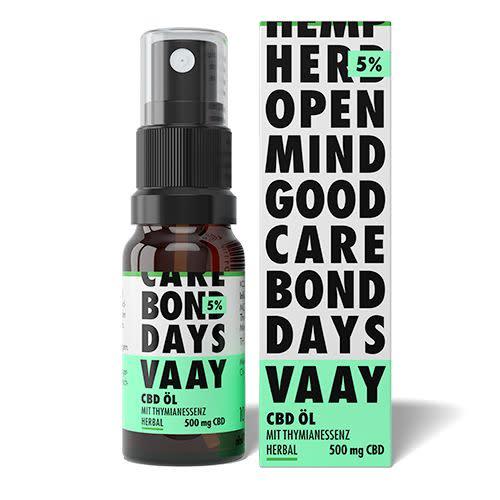 CBD Oil Mouth Spray | Herbal