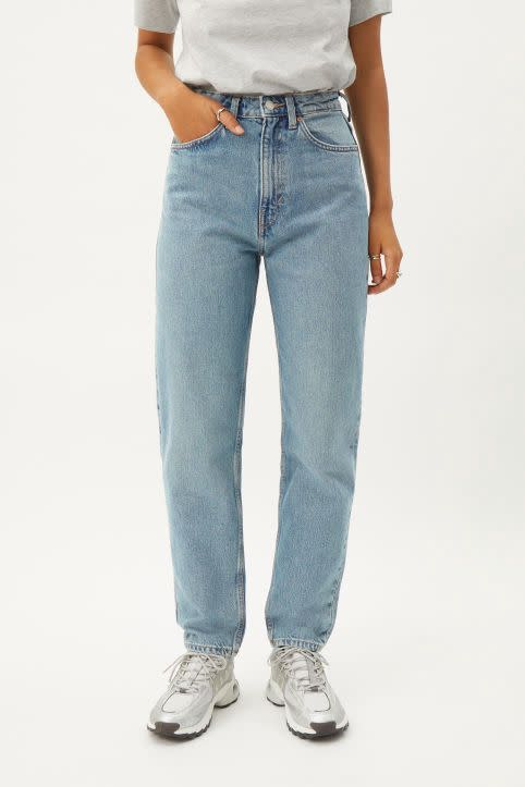 Lash Extra High Mom Jeans