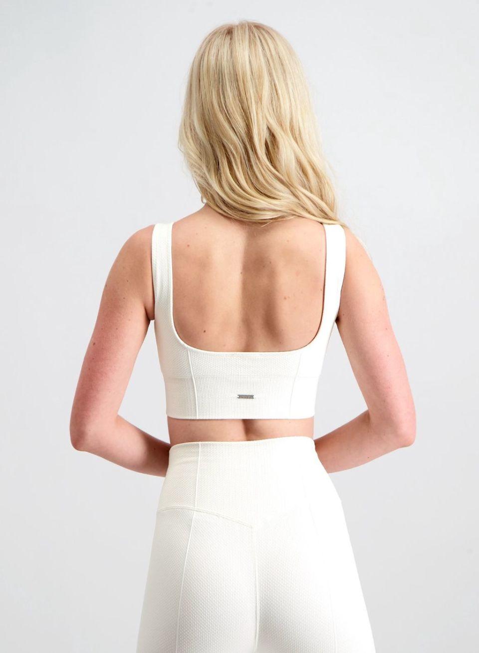 Off-White Luxe Seamless Bra