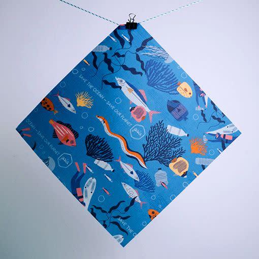 gaia x save the ocean Set (S/M/L)