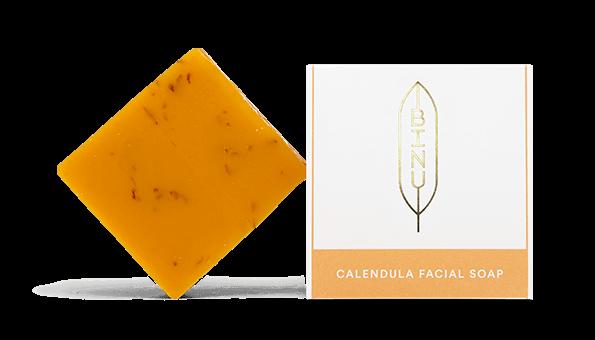 BINU Calendula Facial Soap