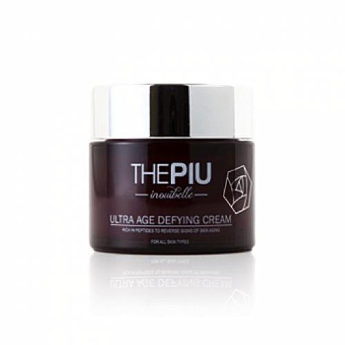 ULTRA AGE DEFYING CREAM   Straffende, perfektionierende 24H Gesichtspflege mit Rosenwein, Peptide & Ylang-Ylang