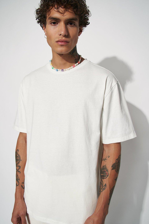 Essential Oversized Crew Neck T-shirt