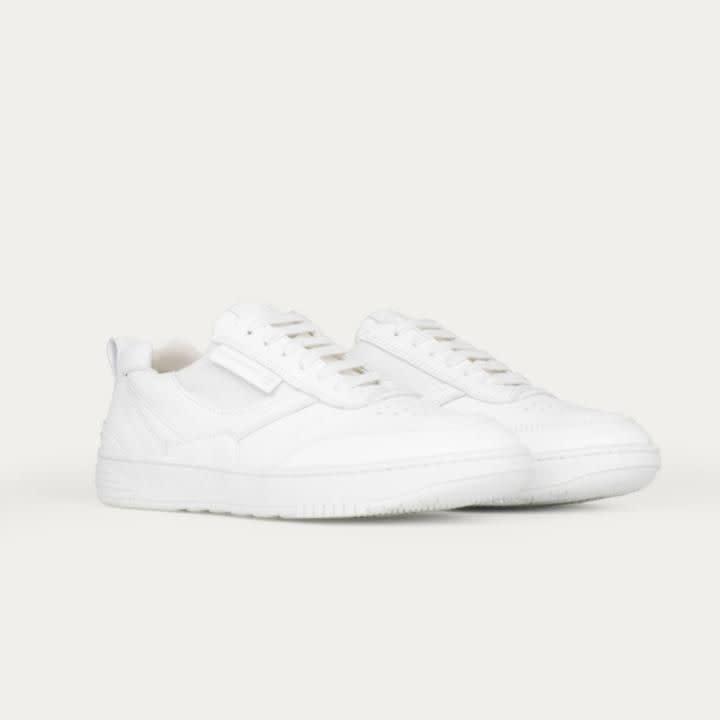 UX-68 White Vegan Shoes
