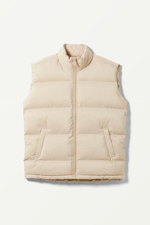 Layer Puffer Vest