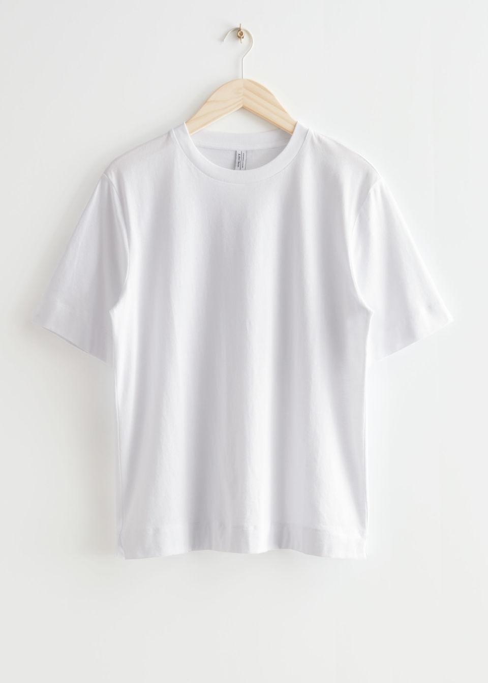 Relaxed Crewneck T-Shirt