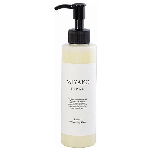 LIQUID DOUBLE CLEANSING WASH   Reinigungscreme & AHA/BHA Peeling mit Sake Ferment, Sojabohnenextrakt & Vitaminen
