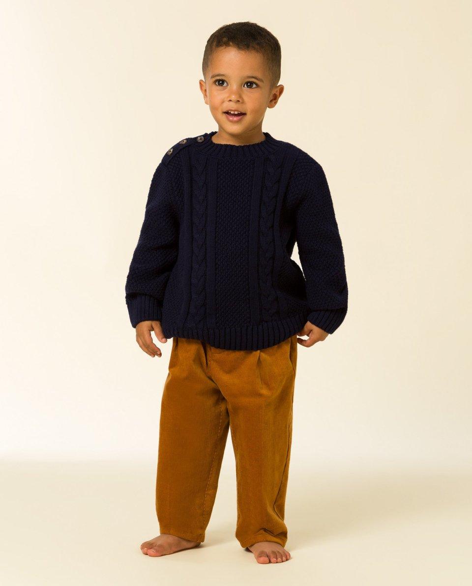 KELLY Kinder Pullover