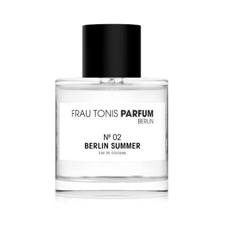 Frau Tonis Parfum: No. 02 Berlin Summer - EdC - 50 ml