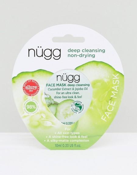 Nugg: Nügg - Tiefreinigende Gesichtsmaske x 1 10 ml - Transparent