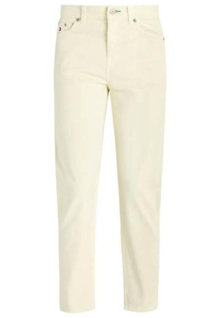 Hilfiger Denim: HIGH WAIST CROP JEAN W27 - Jeans Slim Fit - 704