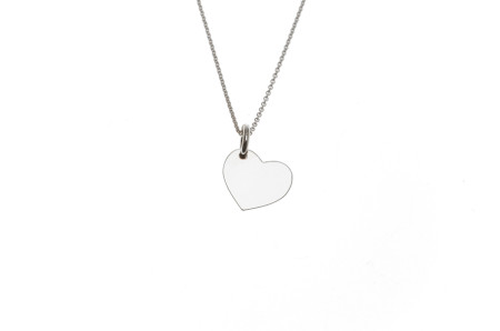 Sabrina Dehoff: Necklace with Heart