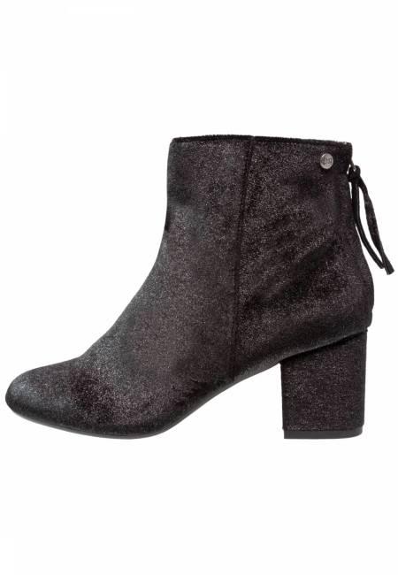 DNA Footwear BV: DANE - Stiefelette - black glitter