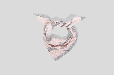 "Banzak: Dreiecks-Halstuch ""Pink"""