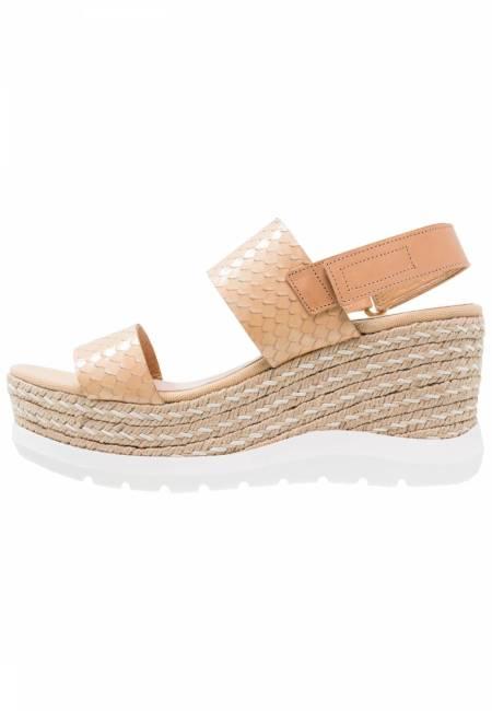 Kanna: MILAN - High Heel Sandaletten - lipari/maquillaje