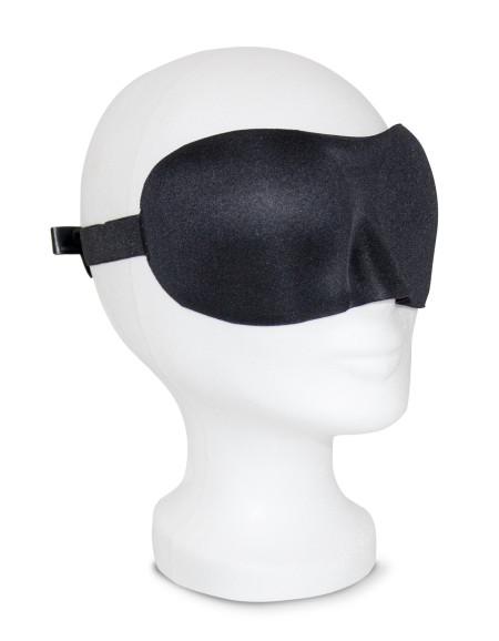 hauptstadtkoffer: Schlafmaske lichtdicht inklusive Ohrstöpsel