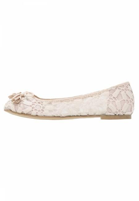 Anna Field: Klassische Ballerina - beige