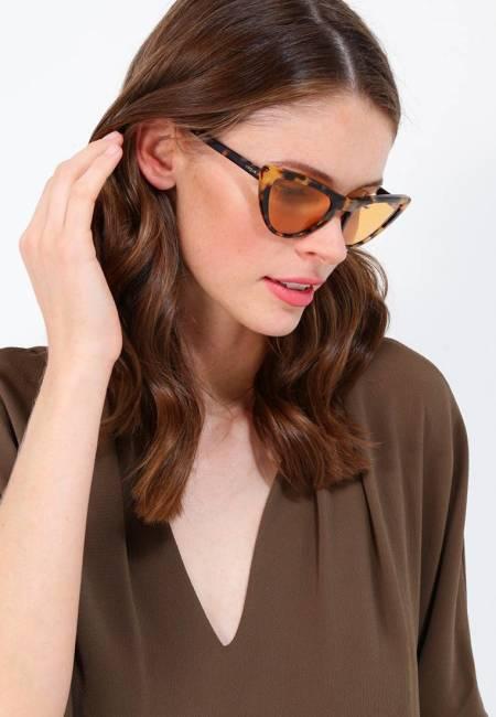 VOGUE Eyewear: GIGI HADID - Sonnenbrille - orange