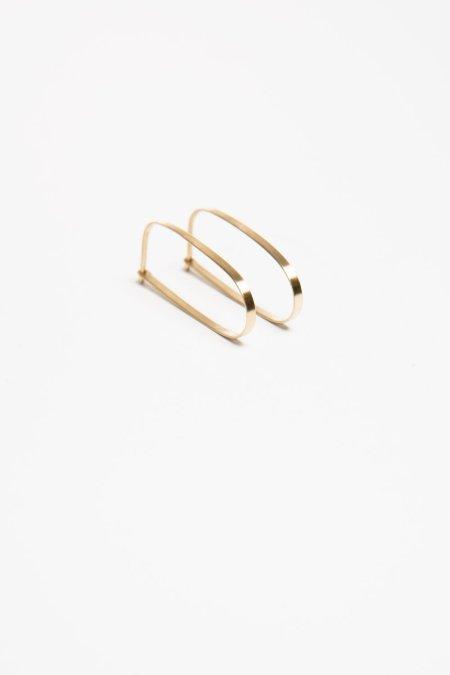 Johanna Gauder: Earring No 14