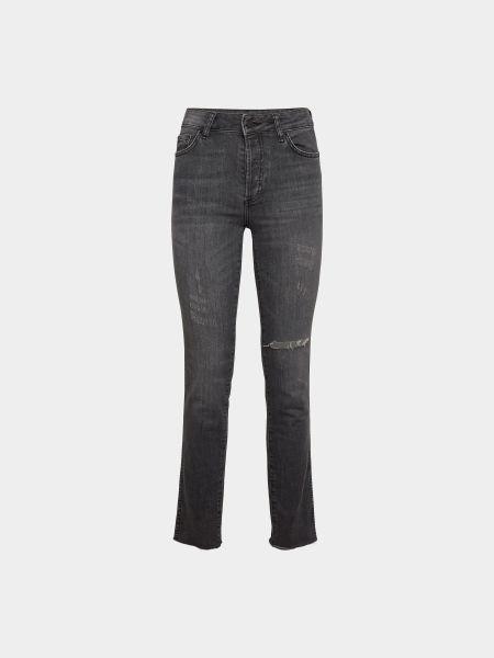 Anine Bing: Jeans mit offenen Säumen