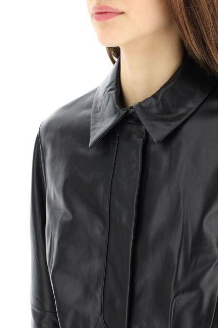 Sportmax Cropped Biker Jacket