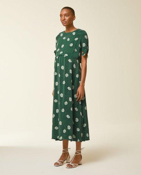 IVY & OAK: Kleid mit Schleifen