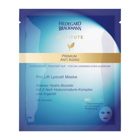 HILDEGARD BRAUKMANN: Institute, Pro Lift Hyaluron Lyocell Maske, 20ml
