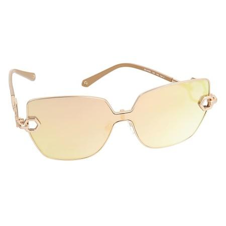 Aigner Damen Delinde Sonnenbrille, in Gold