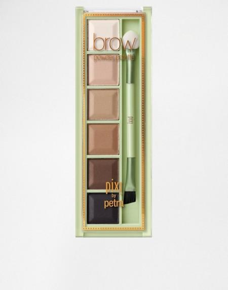 Pixi - Augenbrauenpuder-Palette - Mehrfarbig