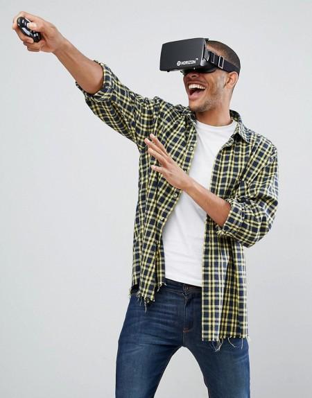 Arcade - Horizon - VR-Brille und -Controller - Mehrfarbig