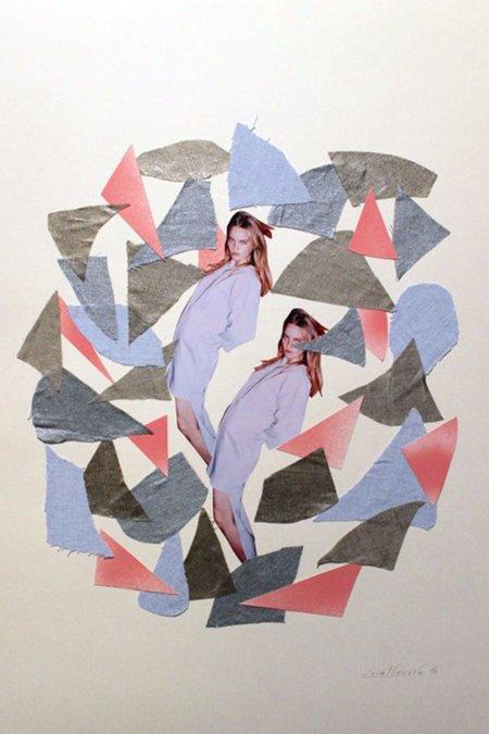 lara minerva: Psychadelic Fashion Moment